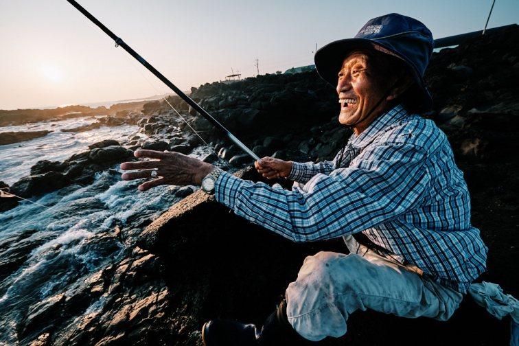 Mr. Lee - Jeju Island