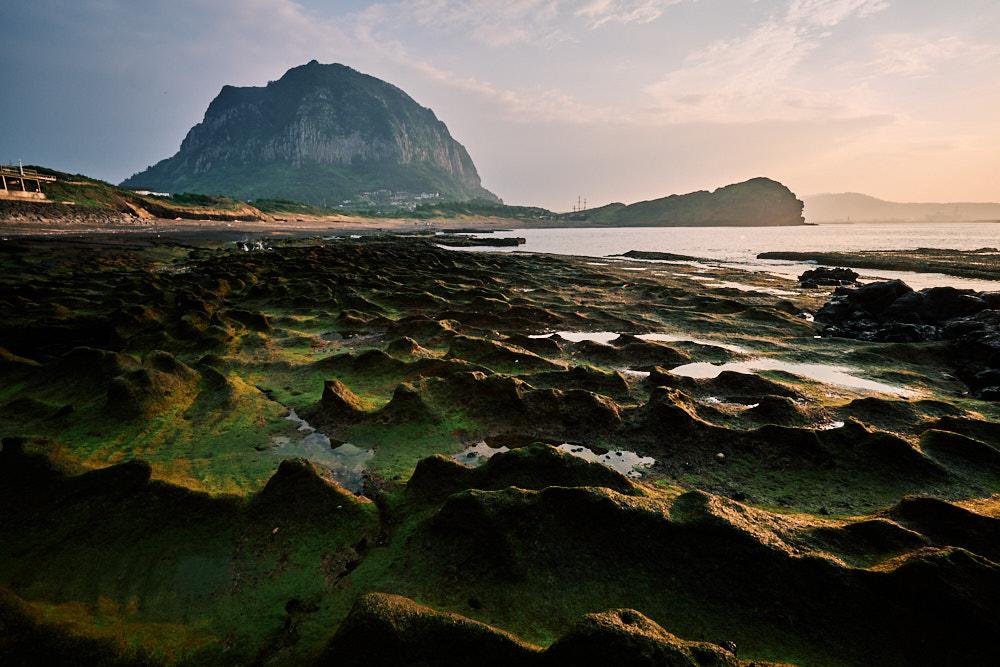 Sanbangsan, Jeju Island