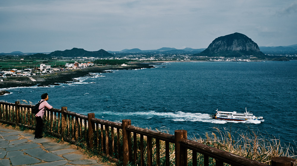 Sanbangsan and Yongmeori Coast - Jeju Island Travel Photographer