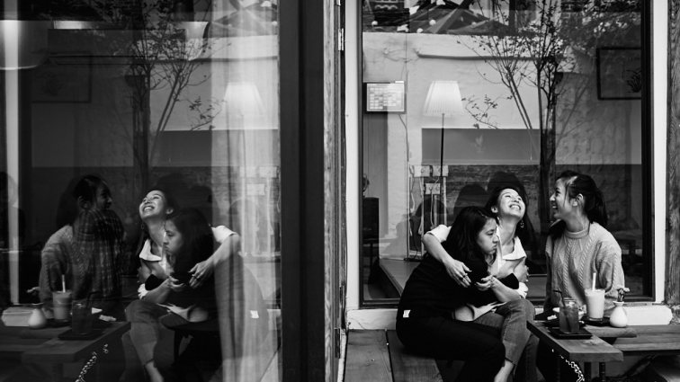Mother Daughter Date Photos - Seoul Teahouse