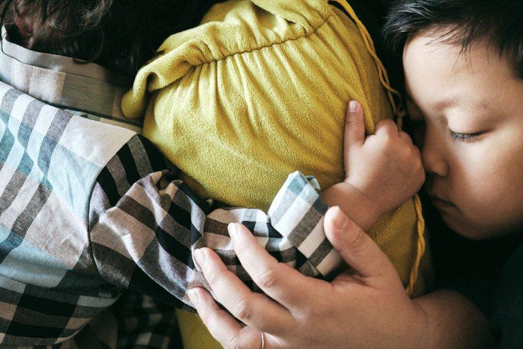 Family - Korea Adoption Custody Photography