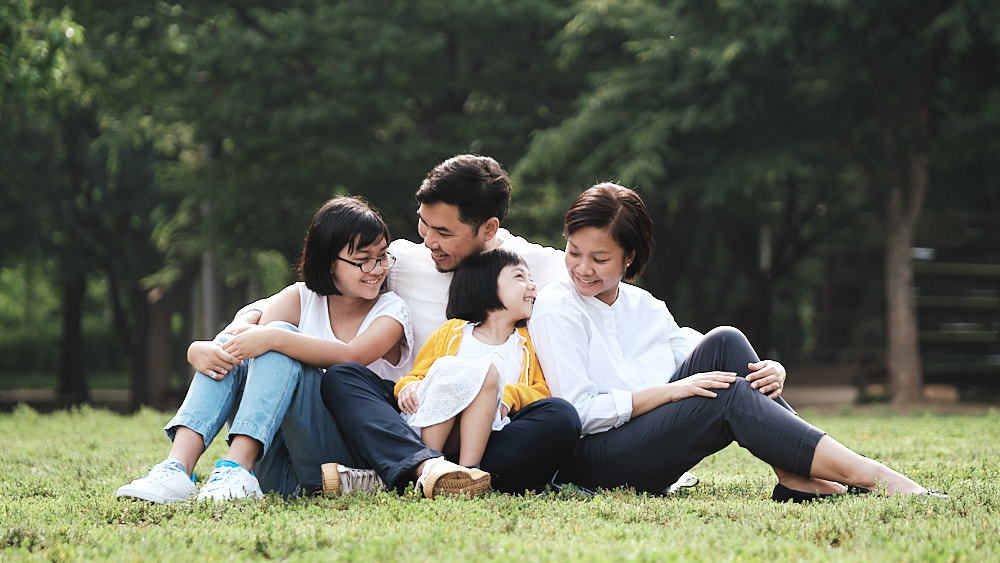 Family Photos in Seoul Forest