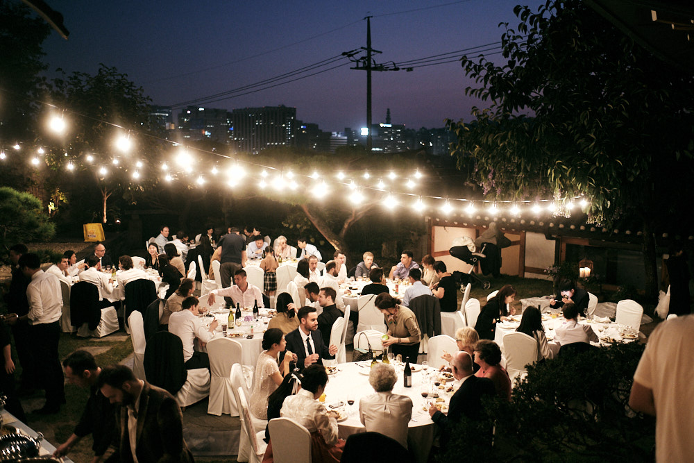 Hanok Wedding in Seoul, Korea Wedding Photographer