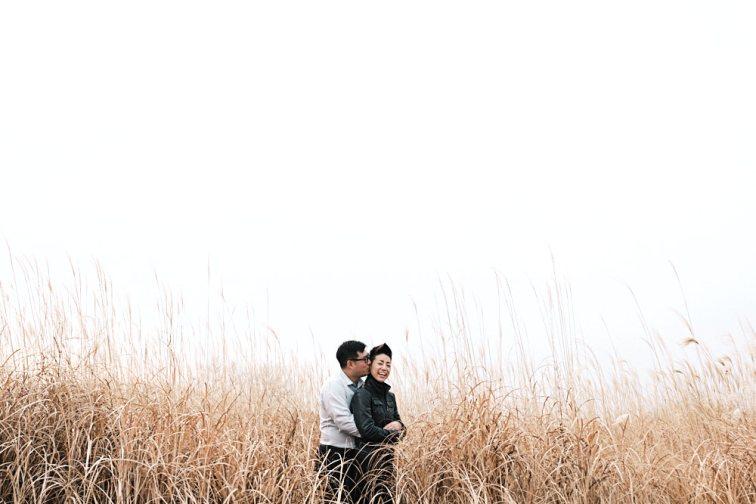 Sky Park Couple Photo Shoot