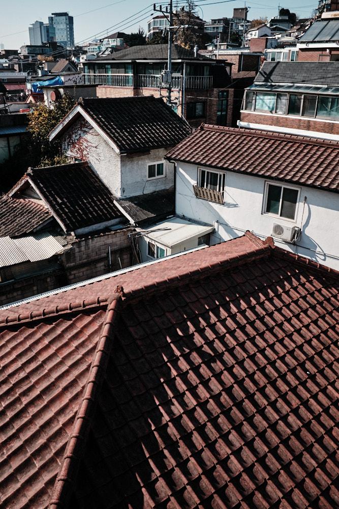 Seoul's Huam-dong