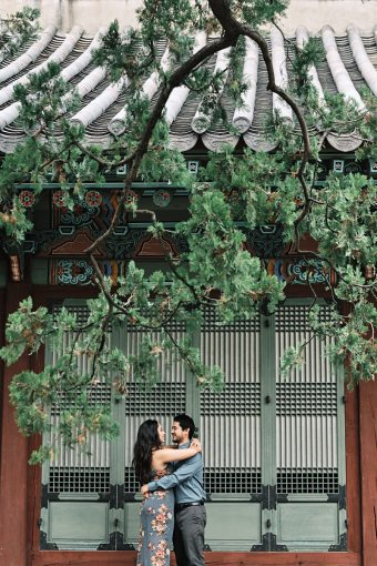 Seoul Couple Photo Shoot - Kristi and Kelson