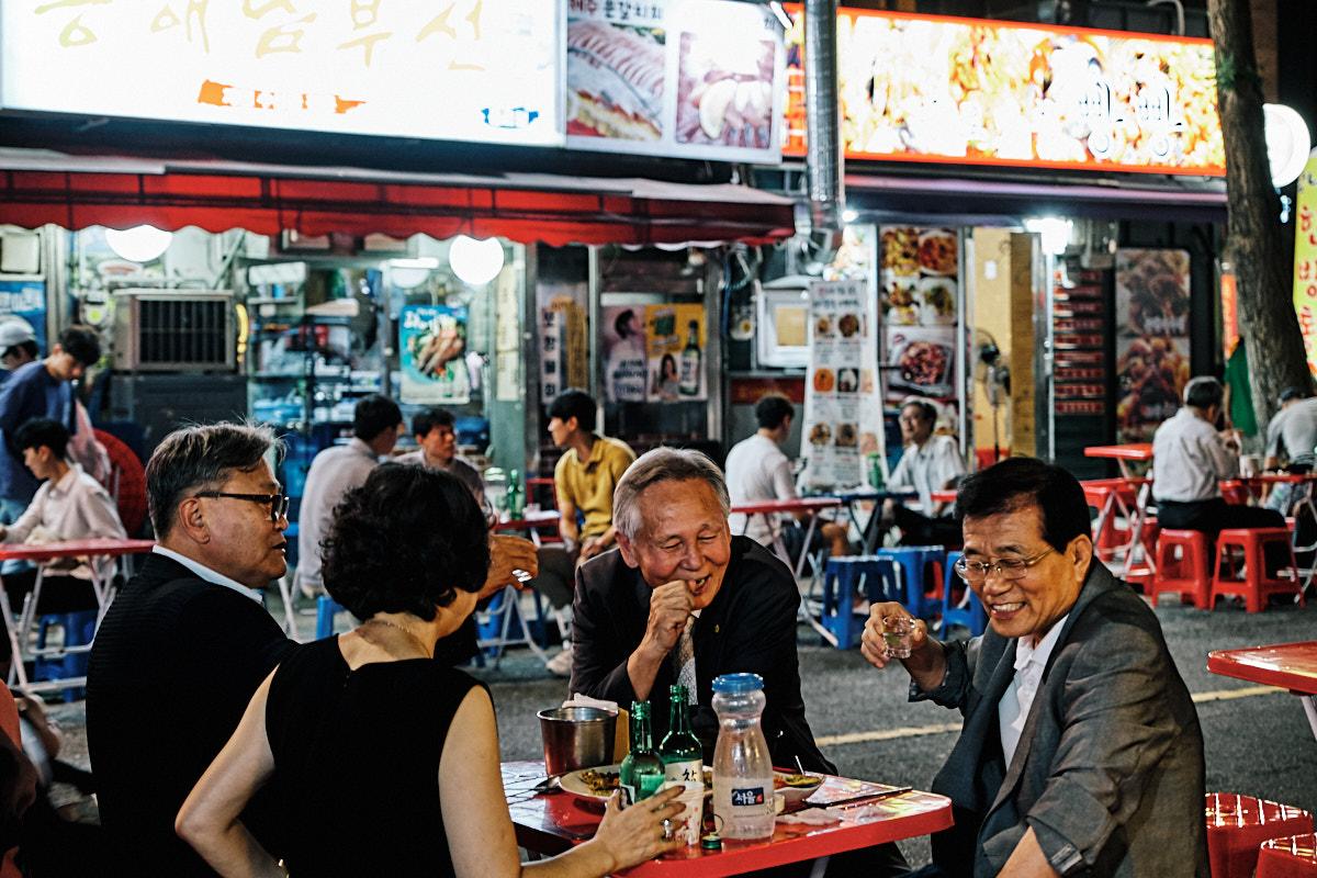 Jongno-3-ga-Eatery