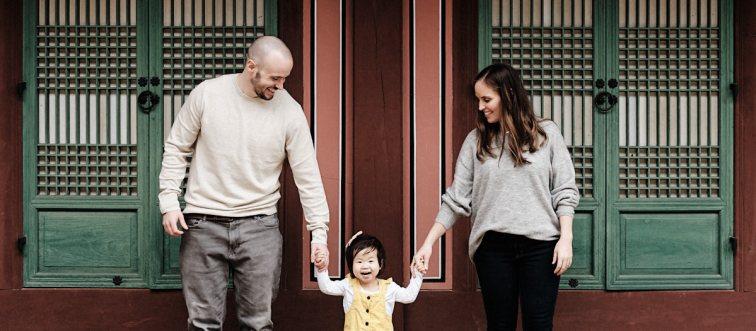 Adoption Photography in Korea