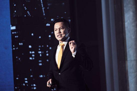 Coingeek Seoul Welcome Speech - Jimmy Nguyen