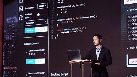 Live Coding Demonstration - Bitcoin SV