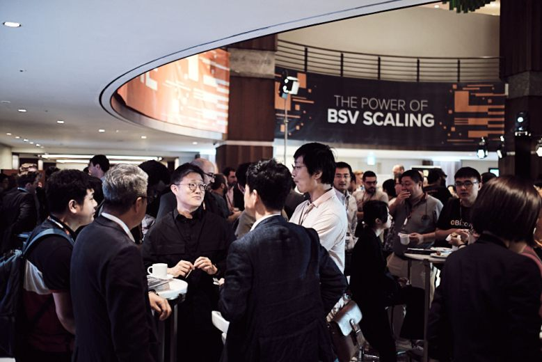 Break Time Mingling - Coingeek Seoul