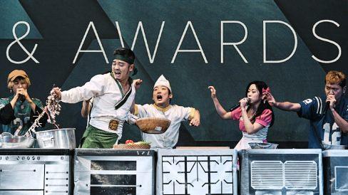 Performance - Zebra Jeju Event Photographer