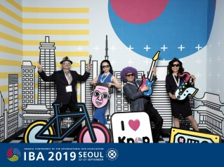 Seoul Photo Booth Service - IBA Seoul 2019