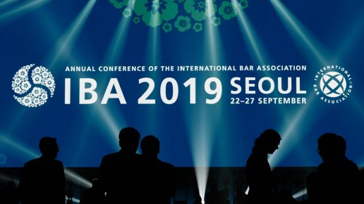Guests take their seats - IBA Seoul