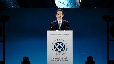 Park Won-soon Seoul Mayor Speech - IBA Seoul 2019