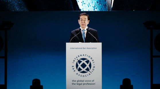 Park Won-soon Seoul Mayor Speech - IBA Seoul 2019