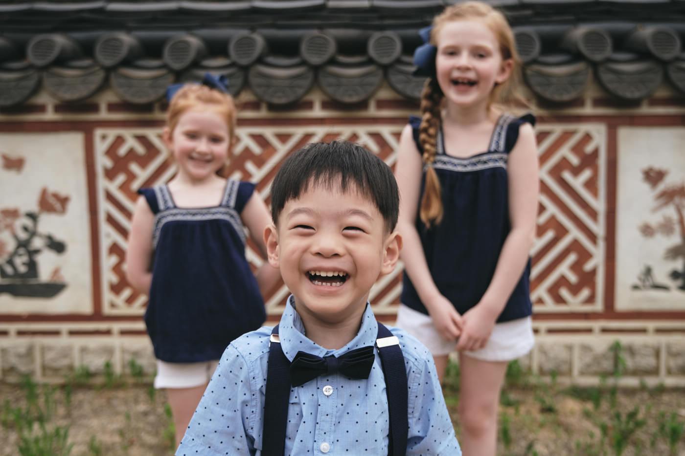 Ian's Infectious Smile - Legg Family Photography