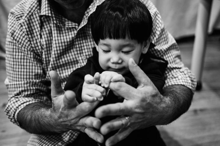 Adoption First Meeting Photographer - Seoul
