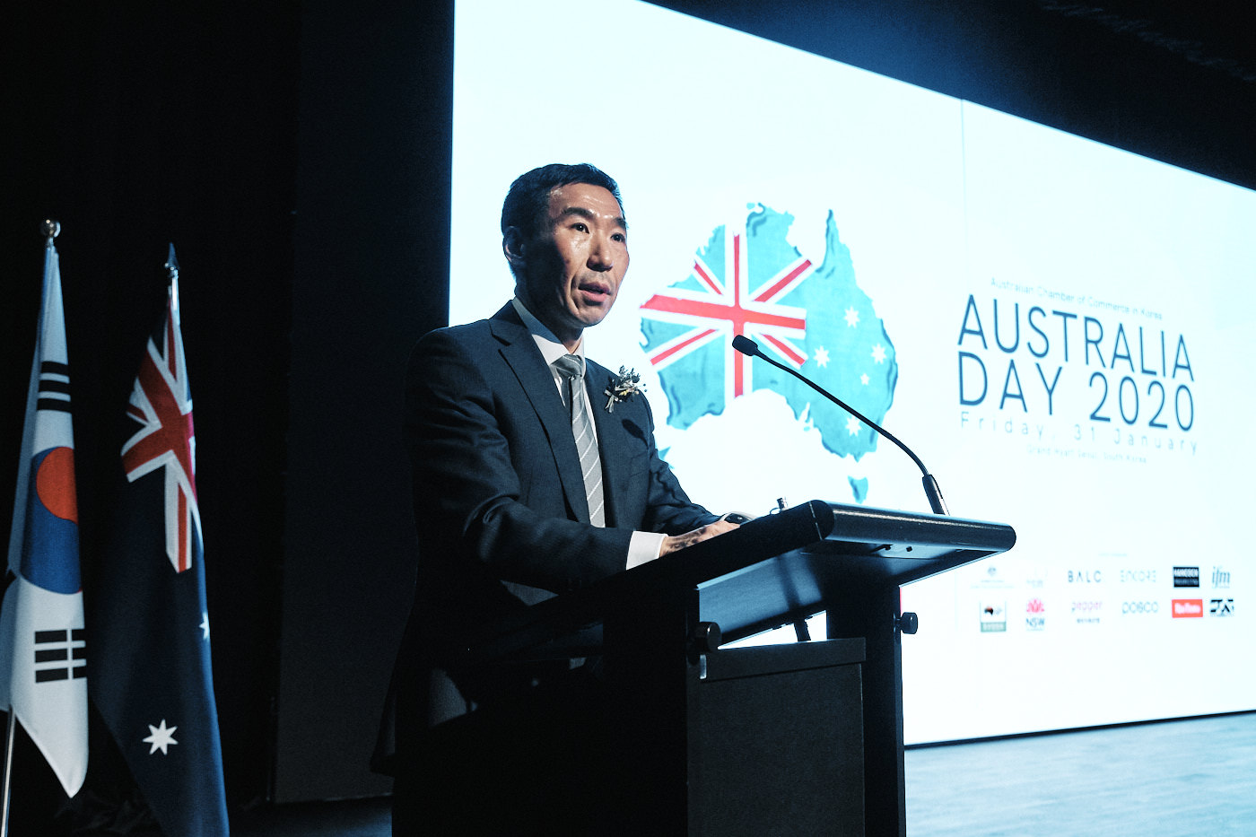 Australia Day in Seoul 2020 - Event Photographer