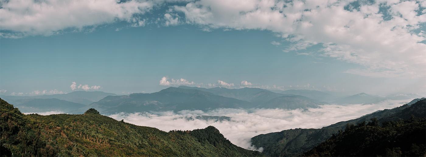 Naga Hills - Lahe, Myanmar