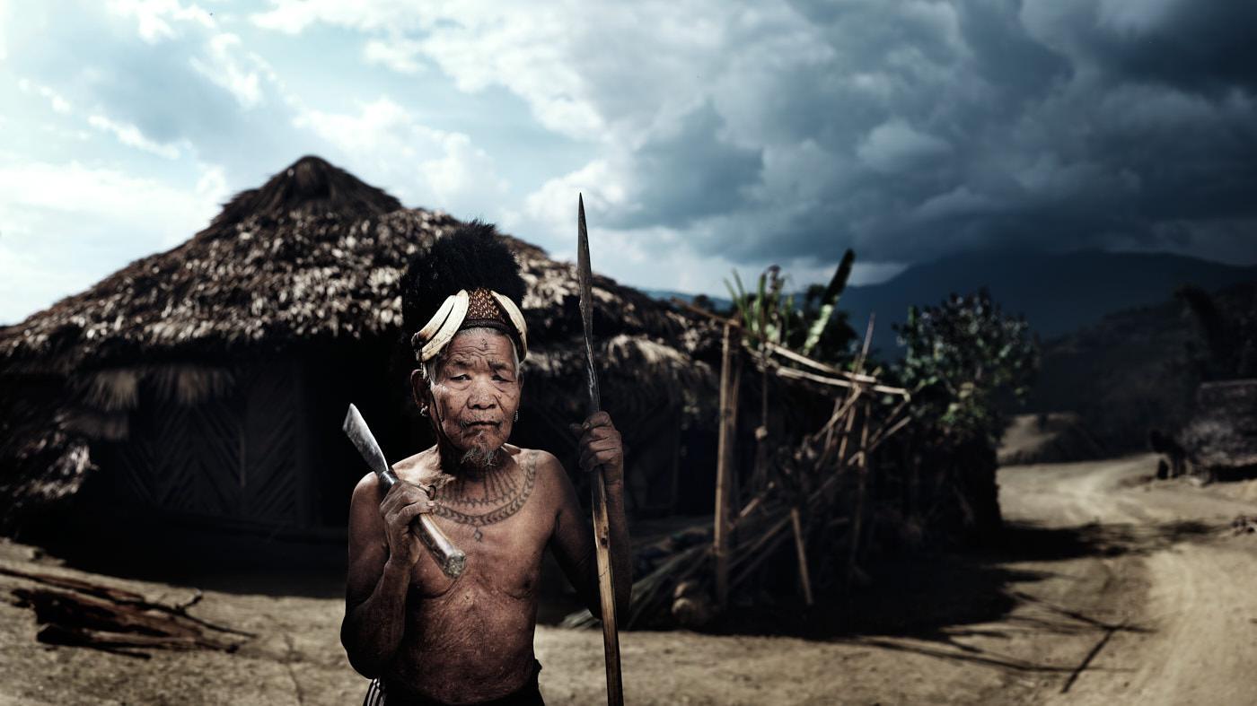 Naraen - Former Naga Warrior