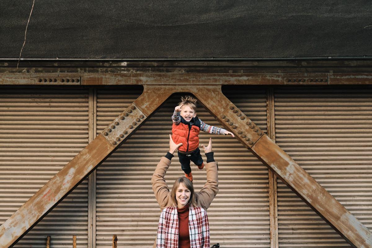 Faulk Family - Tokyo Photo Session