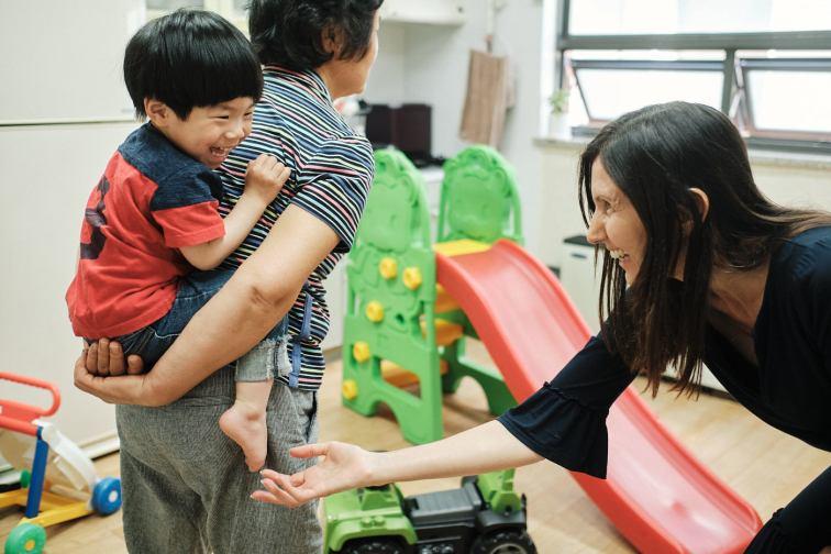 Adoption First Meeting - Seoul, Korea