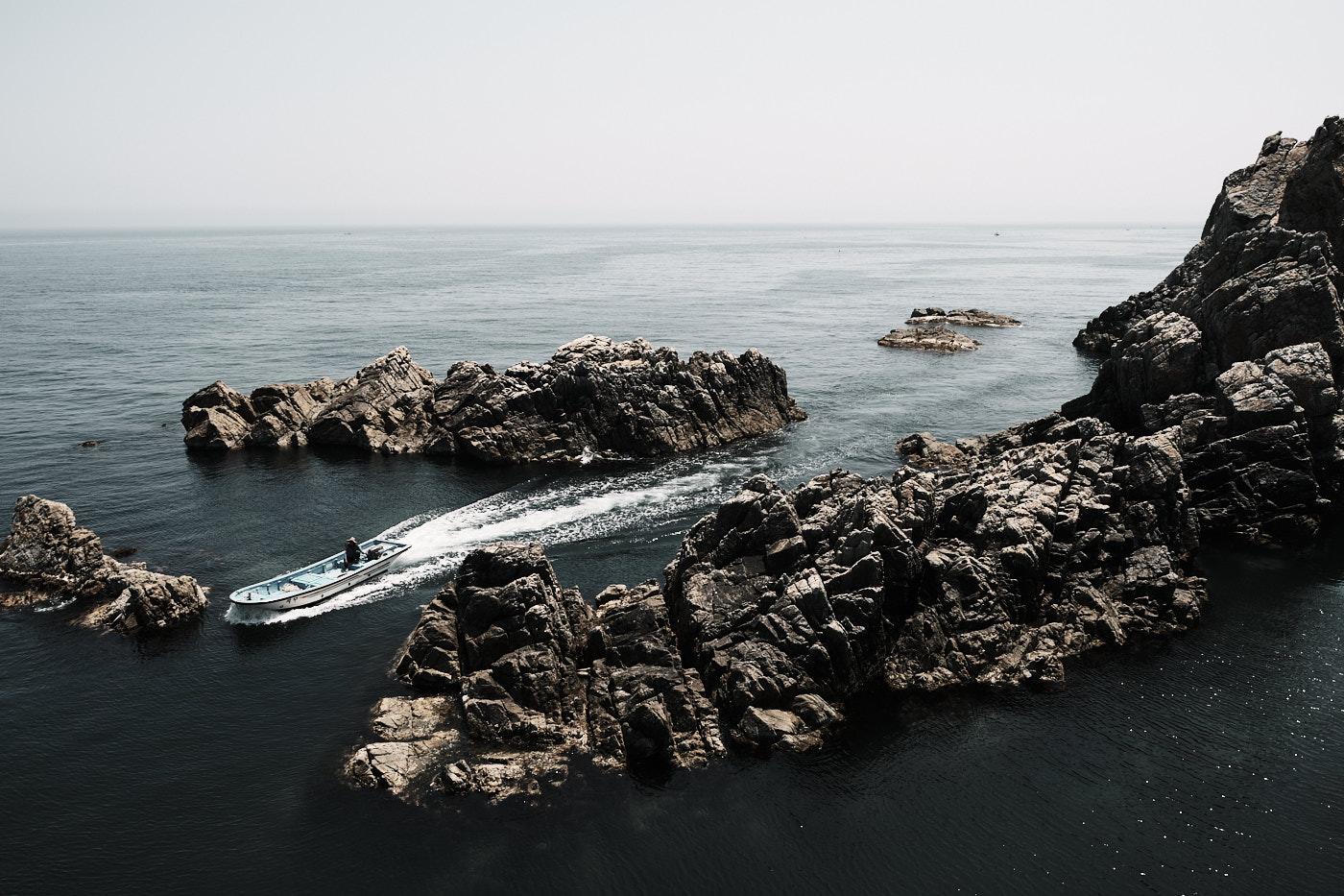 Fisherman - Samcheok, South Korea
