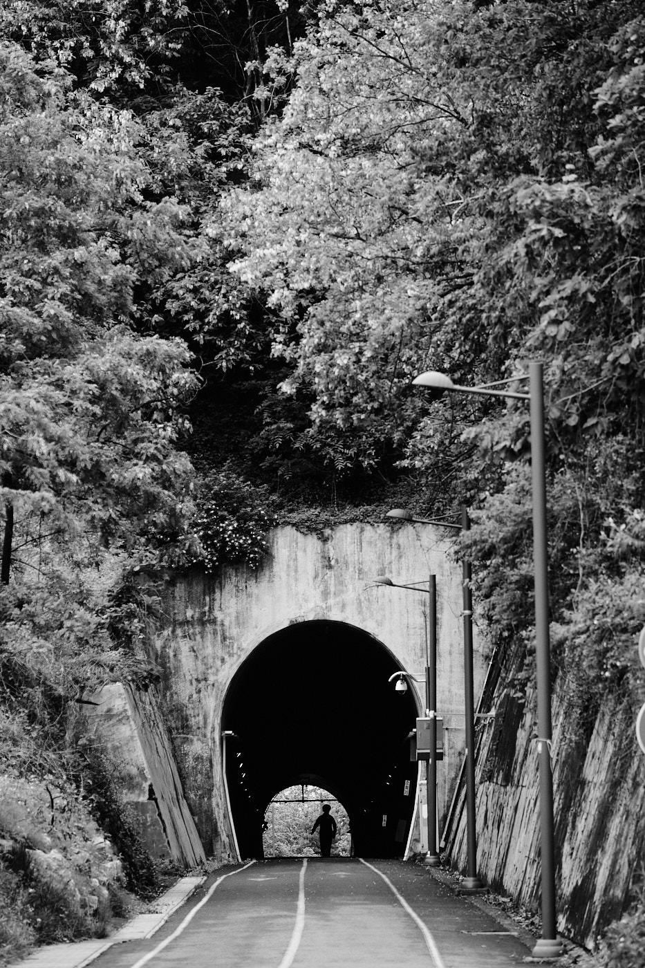 Tunnel - Korea Cycling Paths