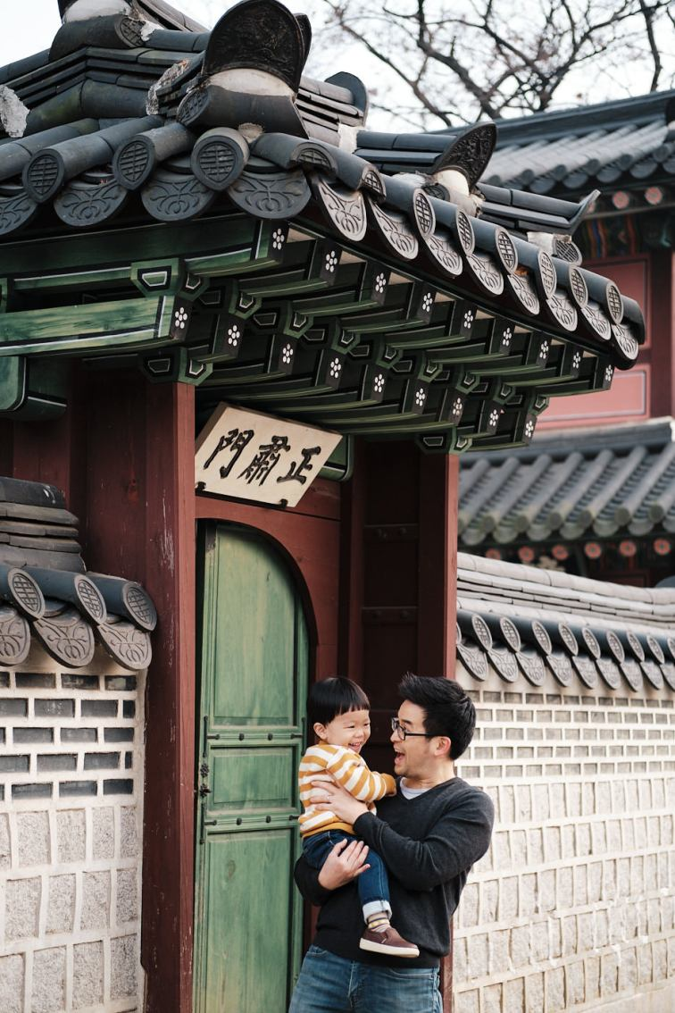 Adoption Family Photography in Seoul