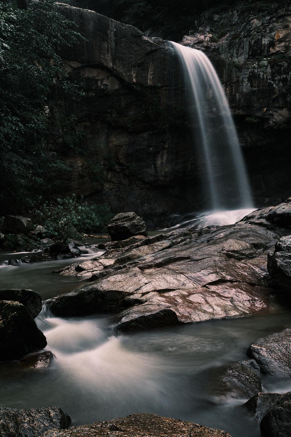 Hapcheon Waterfall
