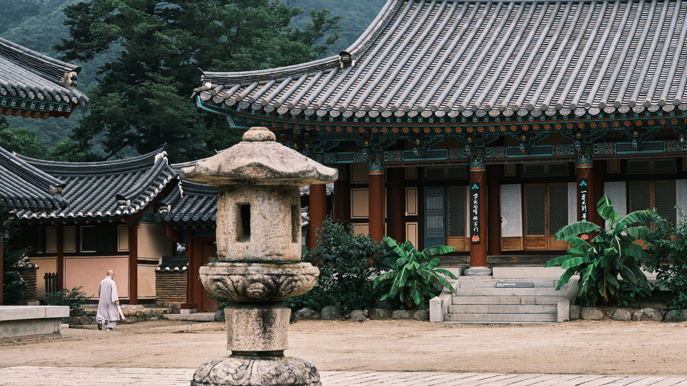 Haeinsa - Korea Editorial Photographer