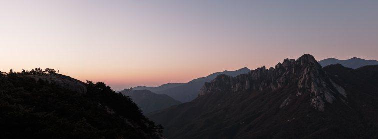 Seoraksan Sunrise