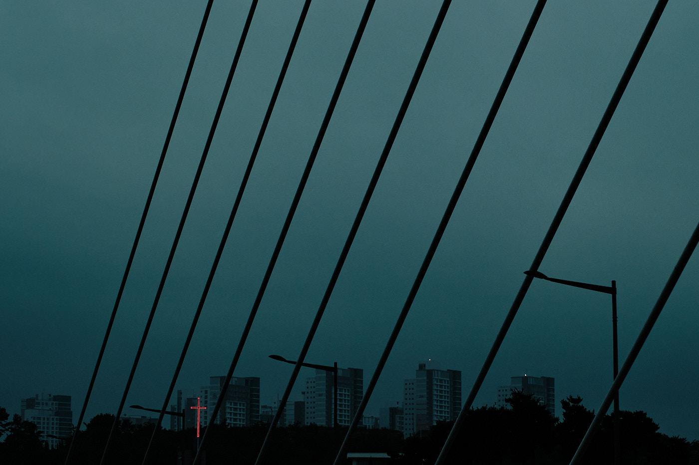 Jinju Kim Si Min Bridge