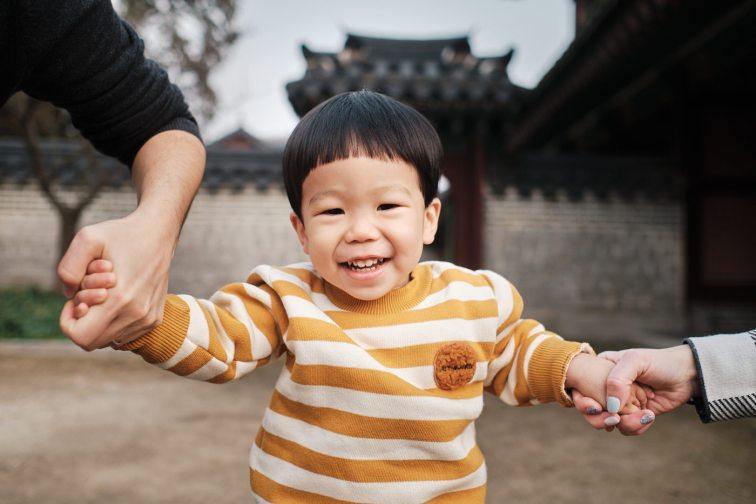 HanWool's Smile - Hirashiki Family Photos