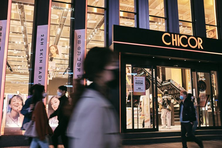 Chicor Flagship Store - Gangnam