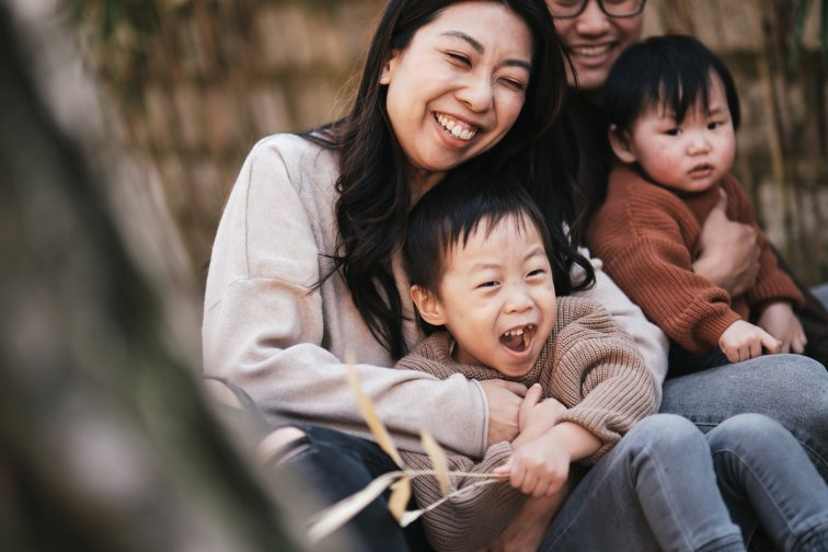 Big brother - Seoul Family Photographer