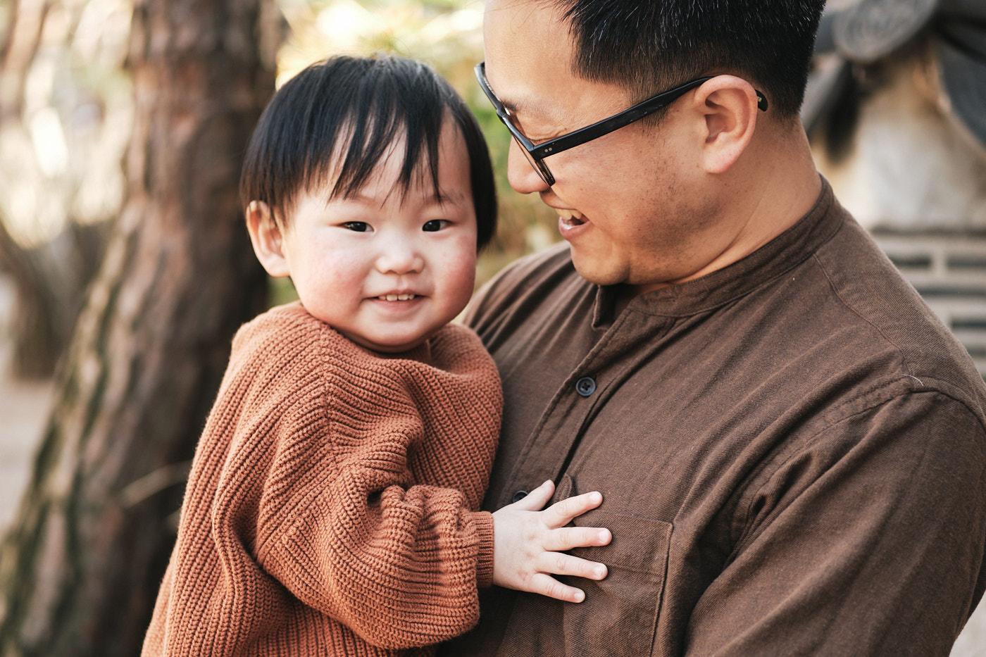 Milo's Smile - Family Photographer in Seoul