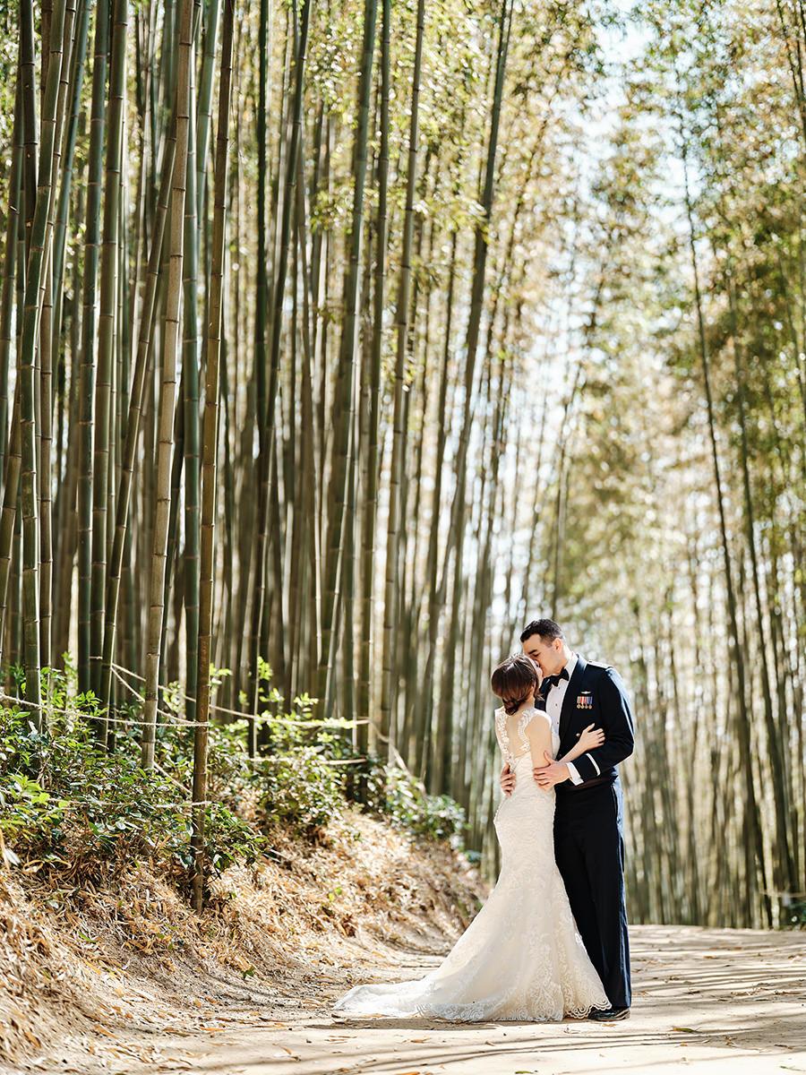 Damyang Juknokwon Pre-Wedding - Samantha and Fernando