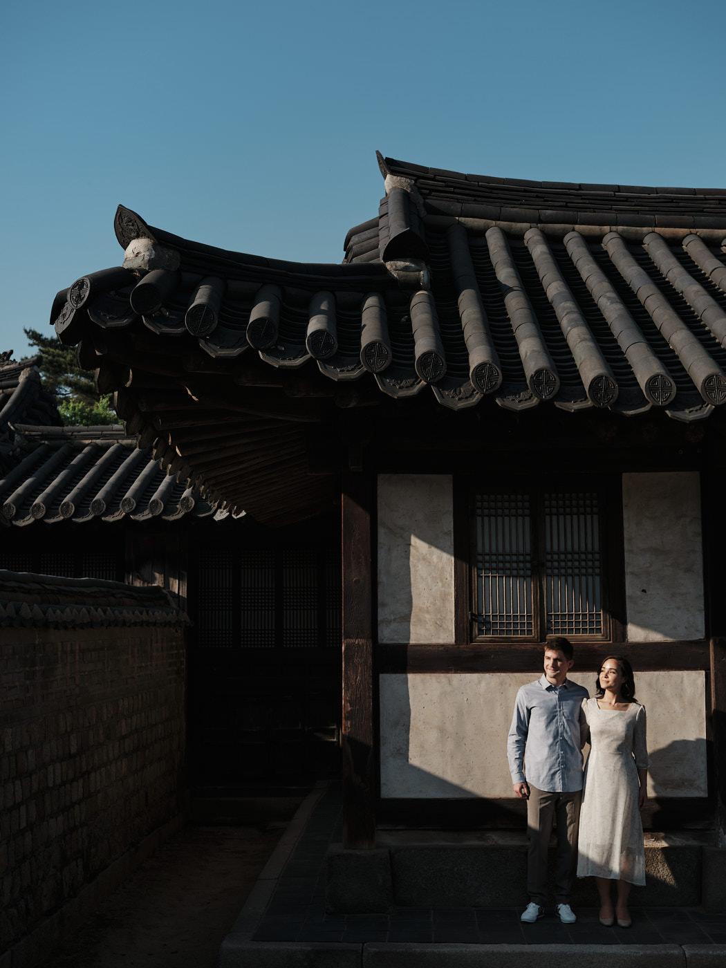 Seoul Changdeokgung Photo Shoot