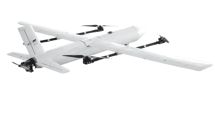 vtol fixed wing uav