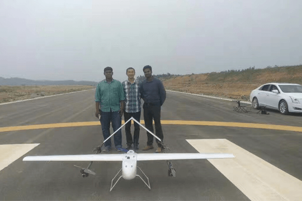 WELKIN UAV India Customer