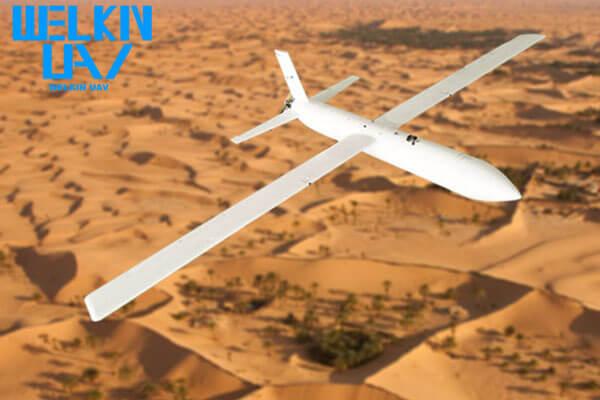 long flight drone