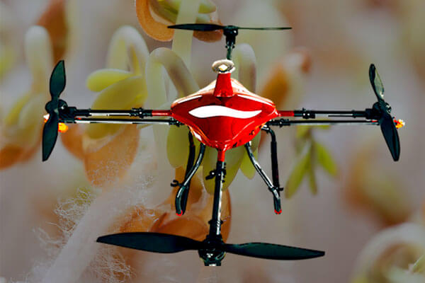 sprayer drone