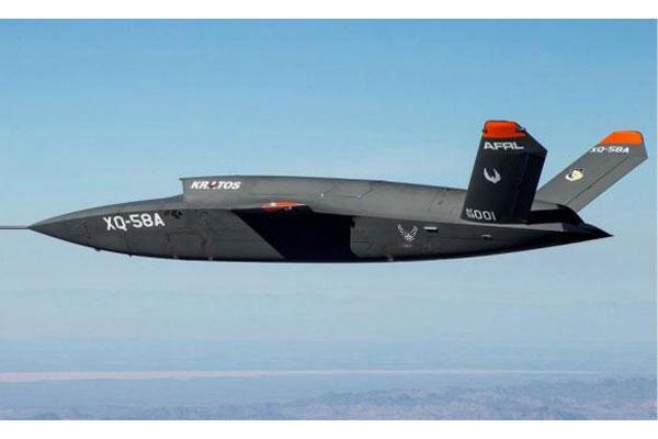 XQ-58A valkyrie military drone
