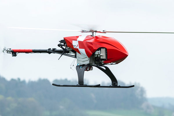 new rescue helicopter drone can search autonomously. Black Bedroom Furniture Sets. Home Design Ideas