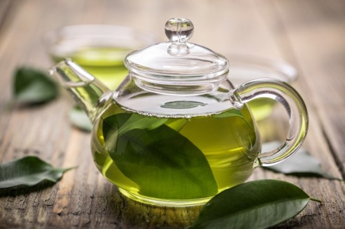 Image result for pouring green tea