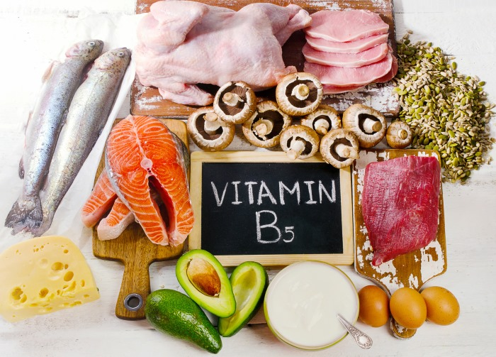 10 Science Backed Benefits Of Vitamin B5 Pantothenic Acid