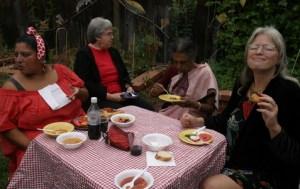 Laramie, (kathbran), Mrs. Ramanathan, and (peoples)