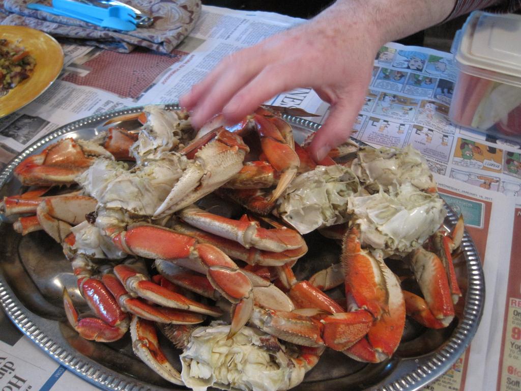 crab-grab